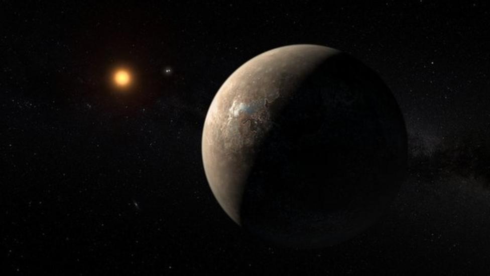 Earth-like planet Proxima b discovered