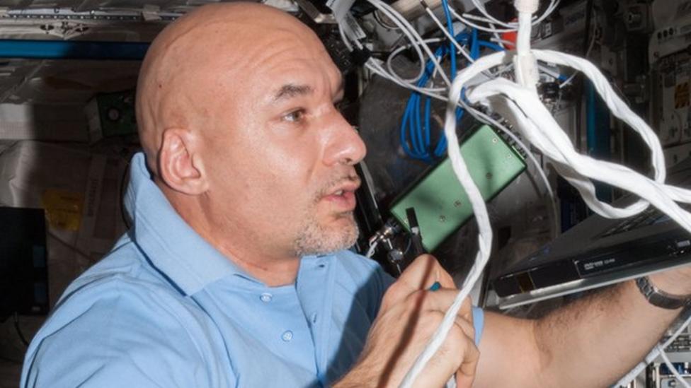 My fantastic first spacewalk