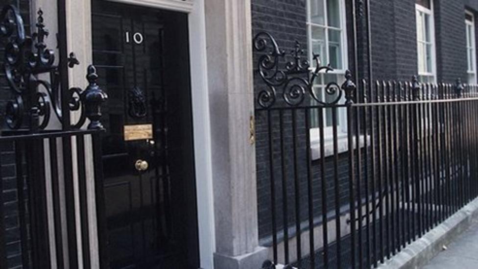 EU referendum: Naz at 10 Downing Street
