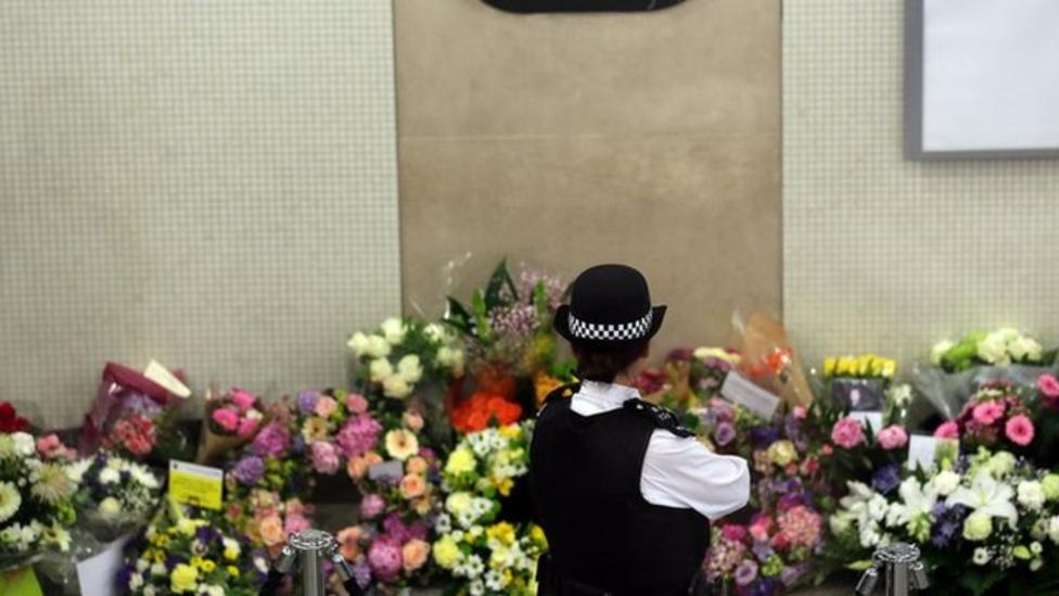 Minute's silence for 7/7 bombings