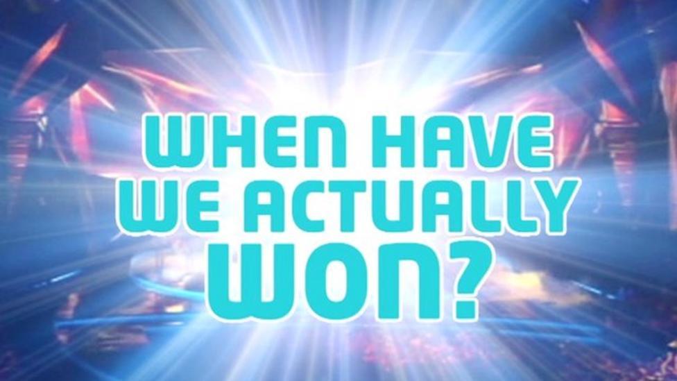 Eurovision: Why isn't the UK winning?