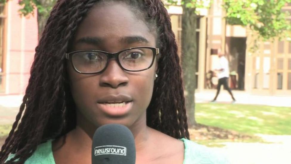 Atlanta kids hopes for US future