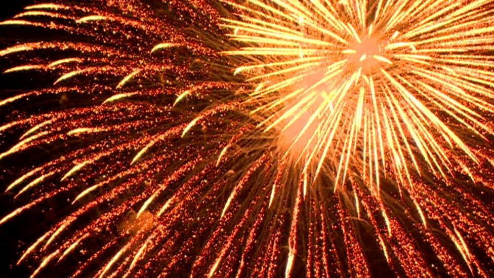 British firework championships take off