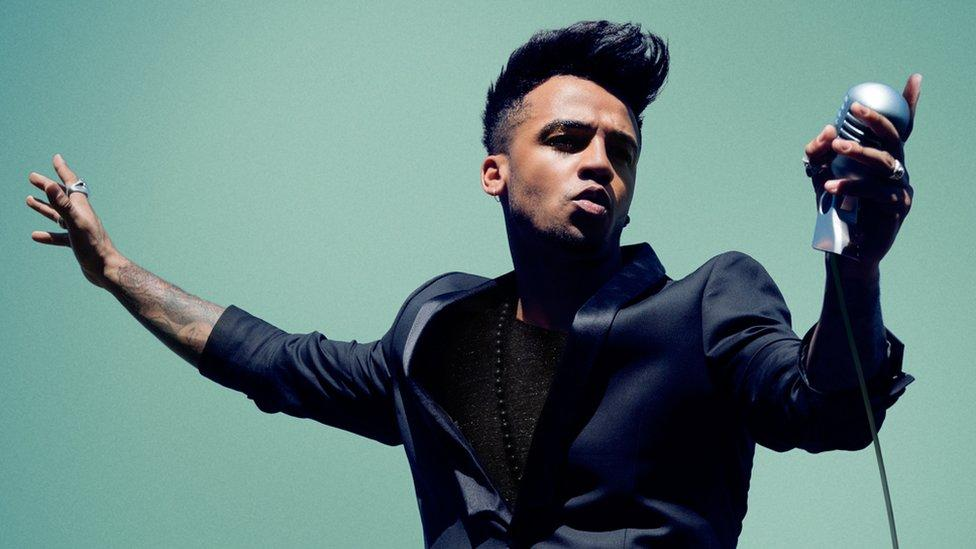 Aston Merrygold launches solo career