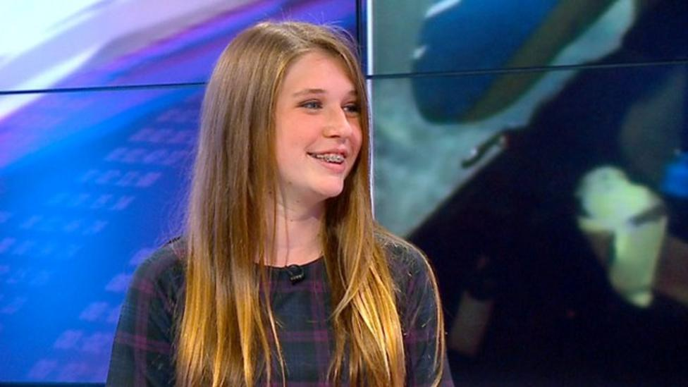 Meet the youngest Master Scuba Diver