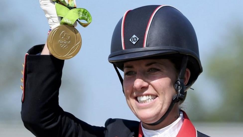 How to become an Olympic dressage champ