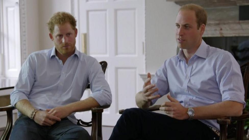 Ant and Dec interview William and Harry