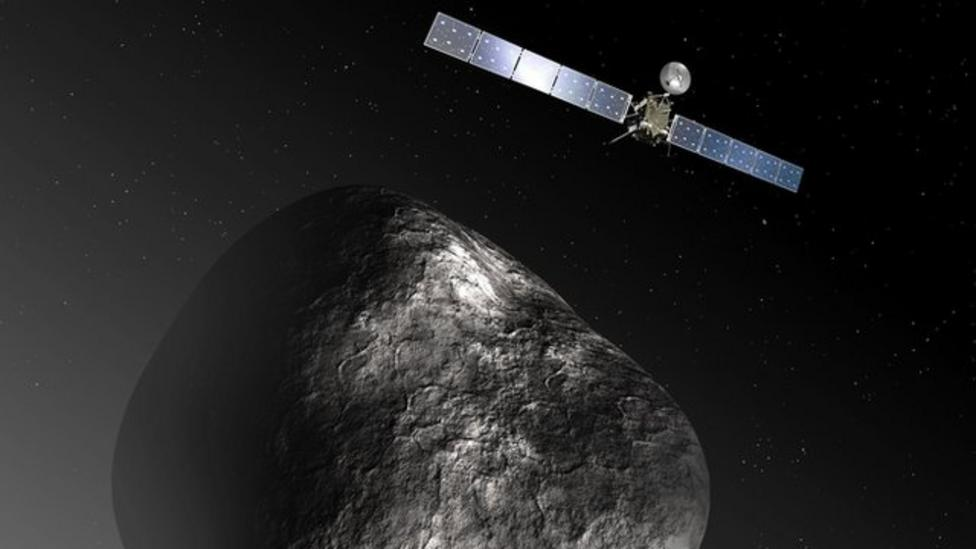 Comet chaser's epic 12-year mission