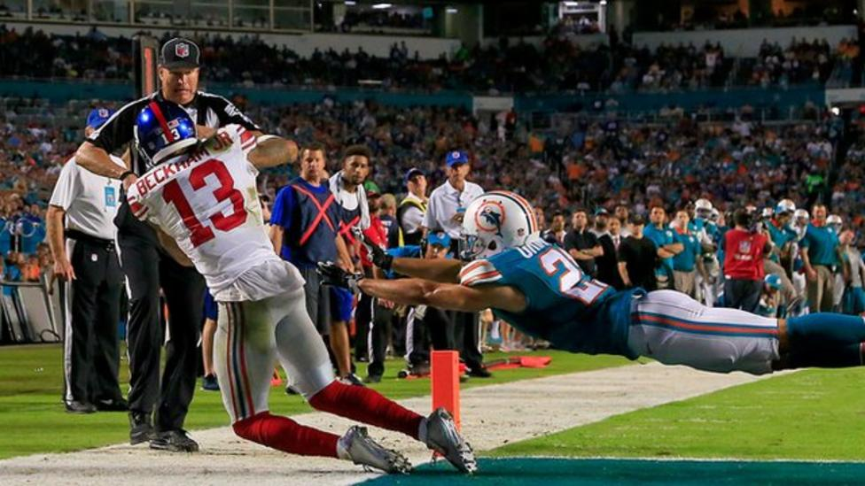 Top 10 NFL catches from 2015 American football season ...