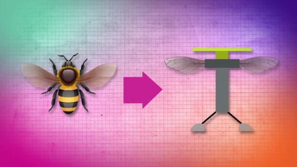 Meet RoboBee - the tiny flying robot