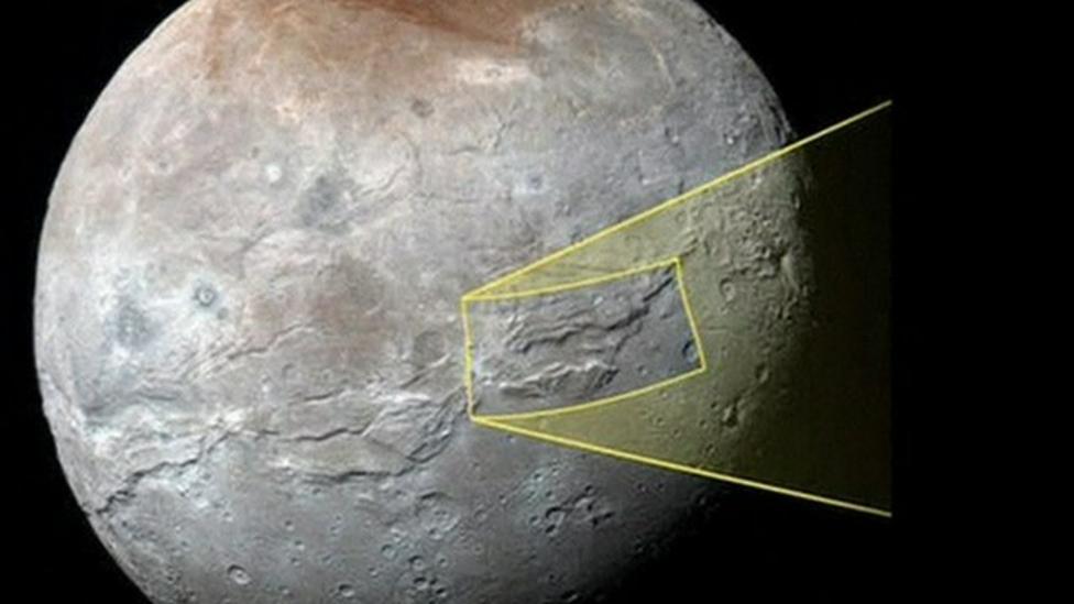 New pics of Pluto's moon