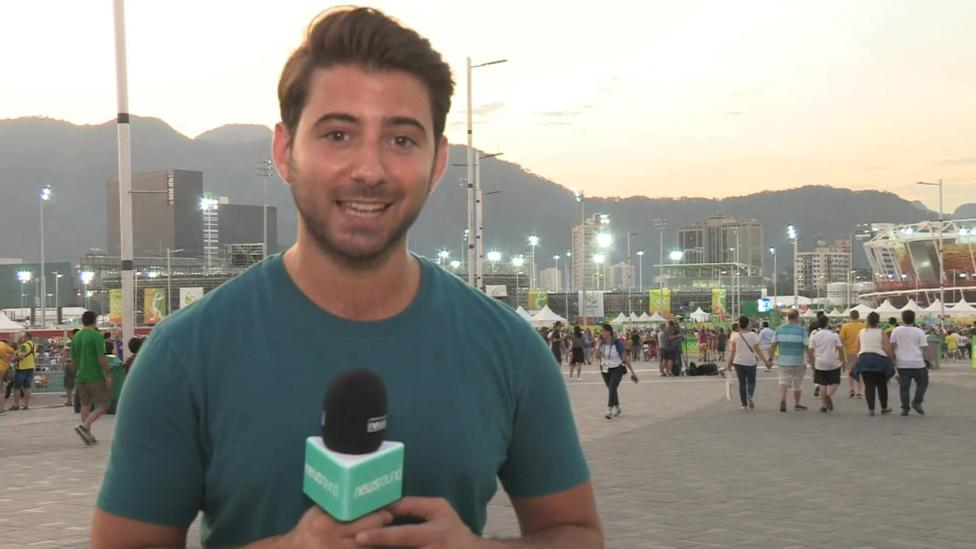Rio 2016: Ricky's first day round-up