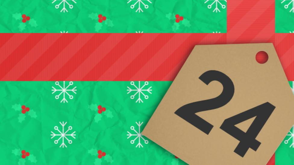 Bbc Sport Advent Calendar 24 December Bbc Sport