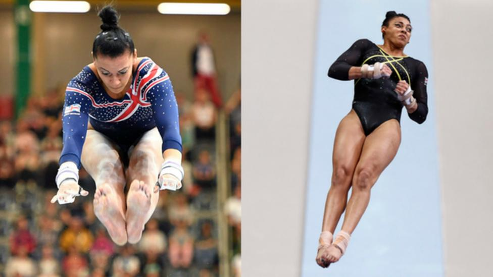 'Nobody's safe' - Downie sisters on Rio