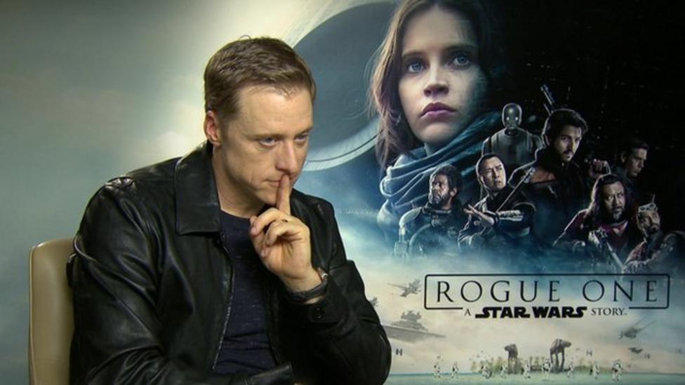 Alan Tudyk: Rogue One is 'Episode 3.5'