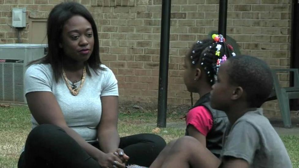 US kids talk about their feelings towards police