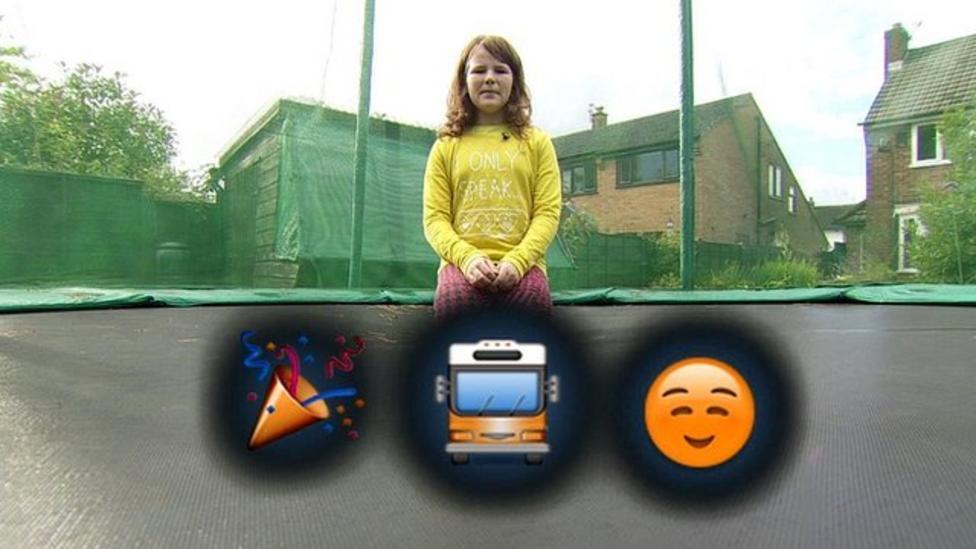 Starting secondary school in emojis