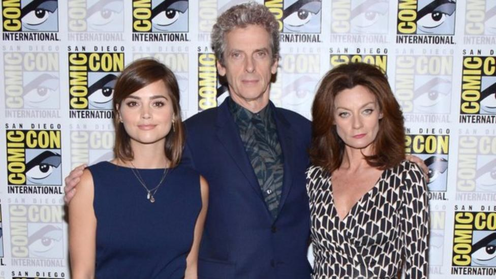 Doctor Who series 9 trailer revealed