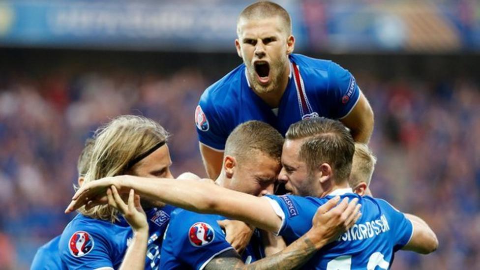 Icelandic pundit goes wild AGAIN!