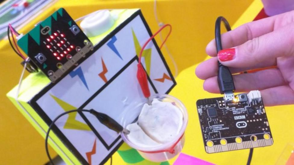 What is the Micro Bit?