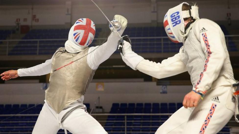 Inside Team GB's Olympic training camp
