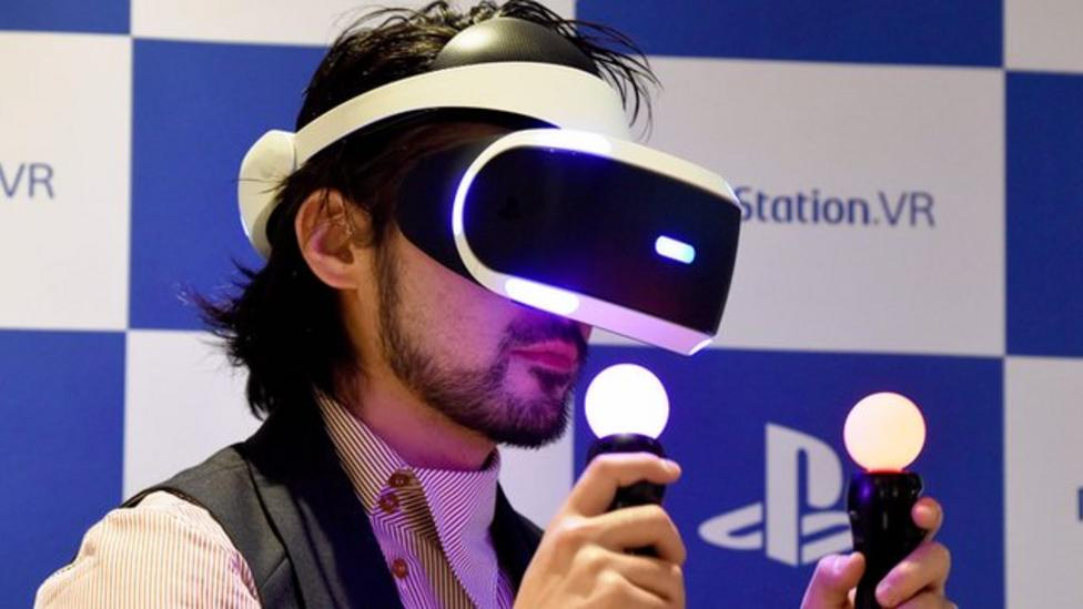 Sony releases latest virtual reality headset