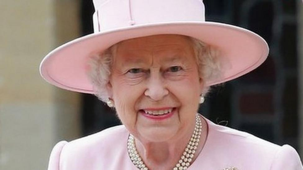 Huge party for Queen's 90th birthday