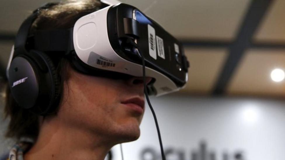 Virtual reality taking over gaming world