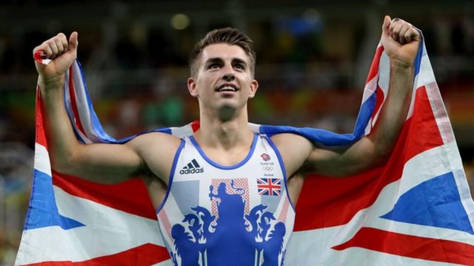 Team GB's Max Whitlock grabs two golds