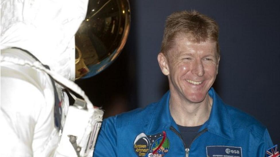 Tim Peake: There is life on other planets