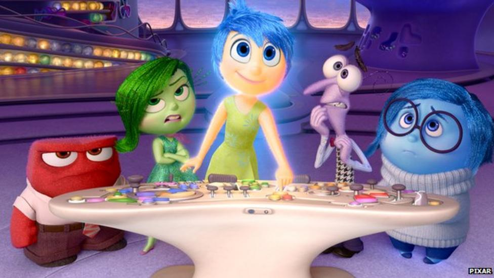 Kids give their verdict on Inside Out movie