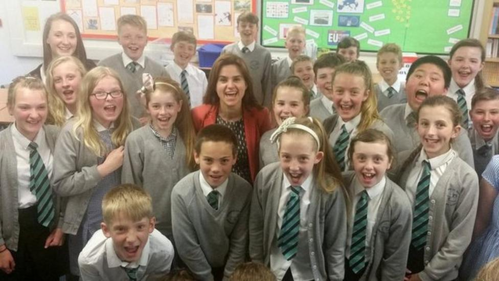 Yorkshire kids inspired by Jo Cox