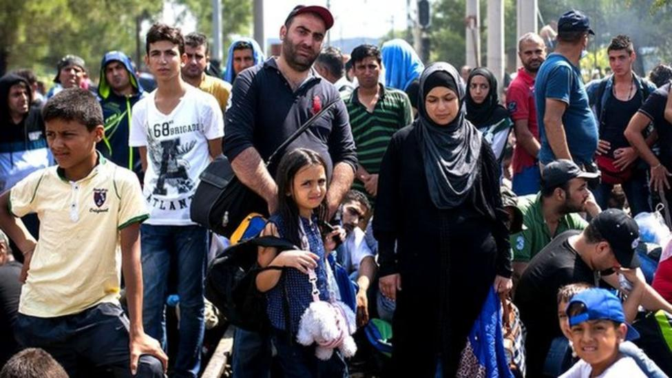 European migrant crisis deepens