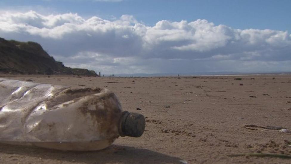 Calls for people to help clean beaches