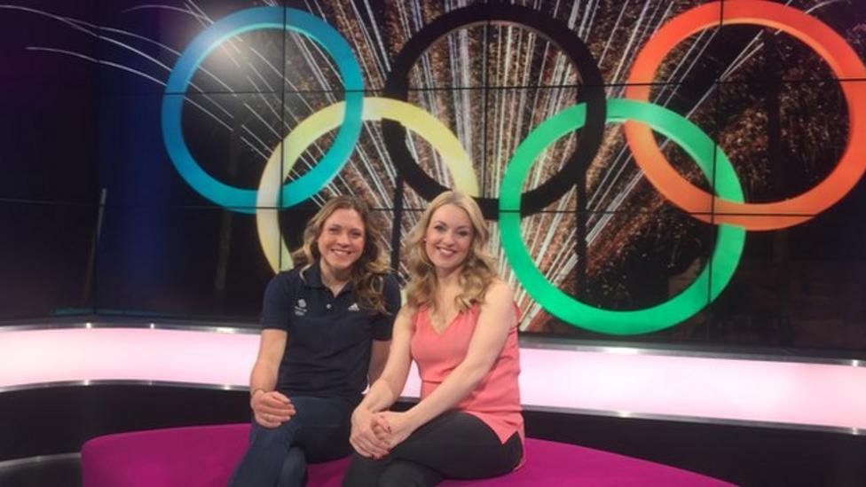 'It's a great feeling to be in Team GB'