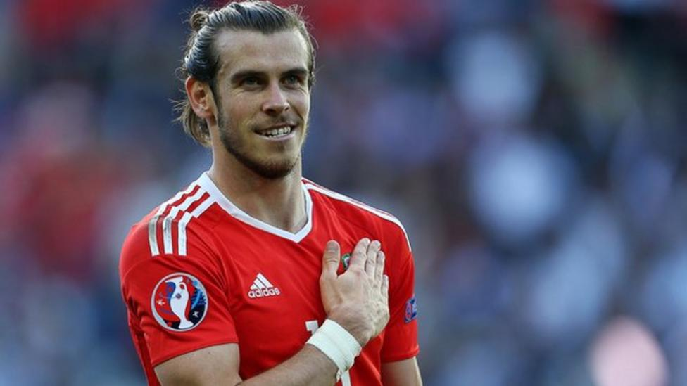 competitive price 297ac 848f7 Euro 2016: Gareth Bale says the Dragon on his shirt is all the motivation  he needs