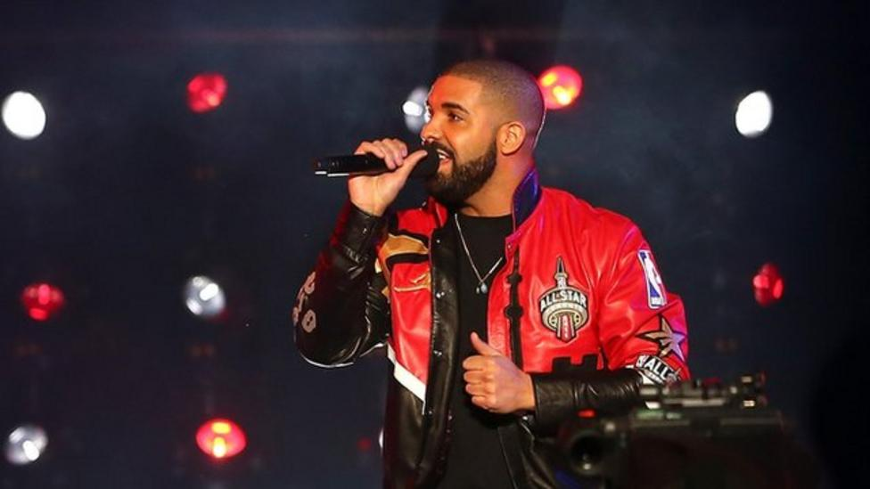 How long will Drake be number one?