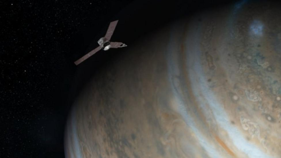 Jupiter: What will Juno be discovering?