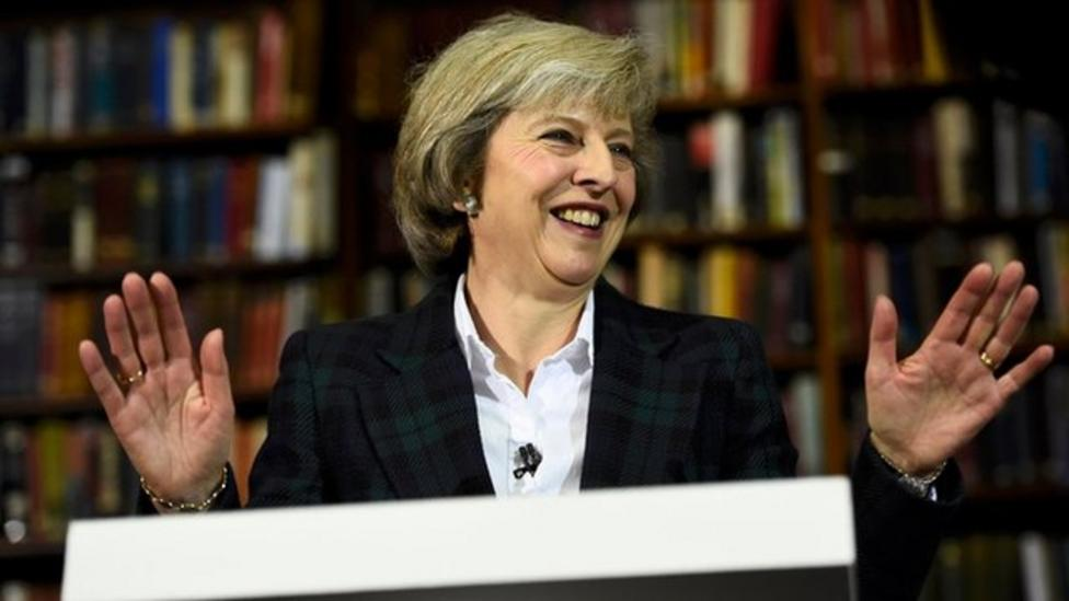 What's on Theresa May's to-do list?