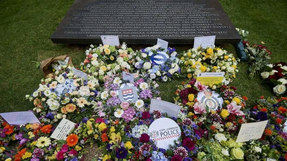 10th anniversary of London bombings