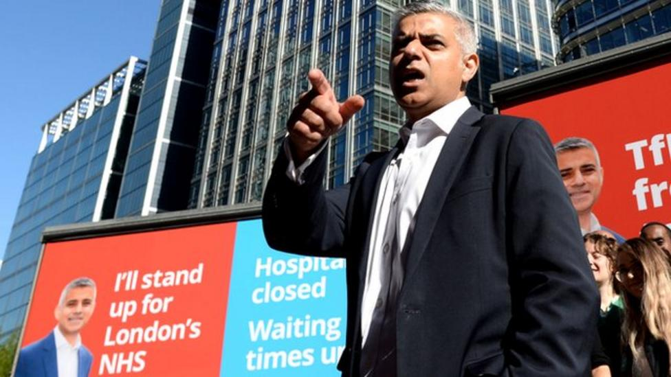 Elections 2016 a new mayor for London