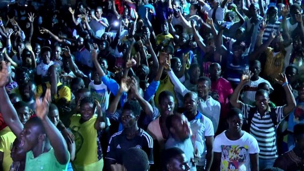 Sierra Leone is Ebola free