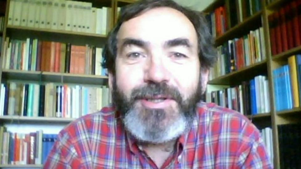 Dr Tim O'Dempsey talks to Newsround