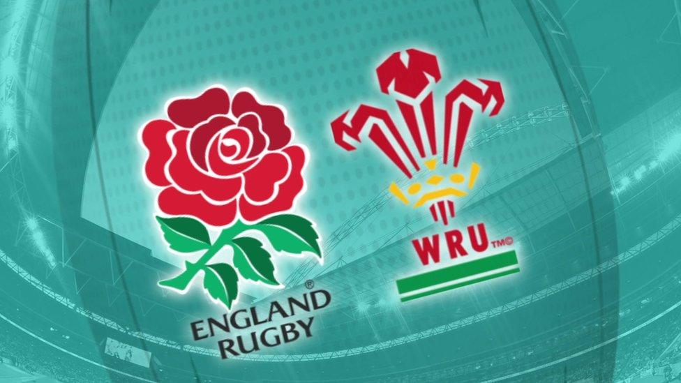 England and Wales set for World Cup clash