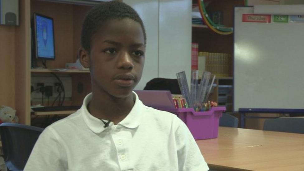 'I'd join police to be a role model'