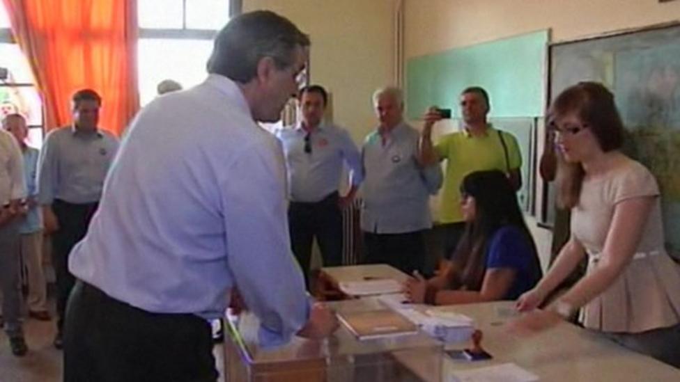 Greece votes 'no' to deal