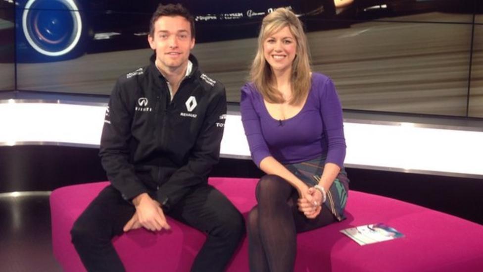 NR meets F1 British hopeful Jolyon Palmer