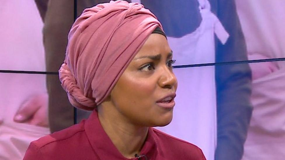 GBBO's Nadiya: No offers from Channel 4