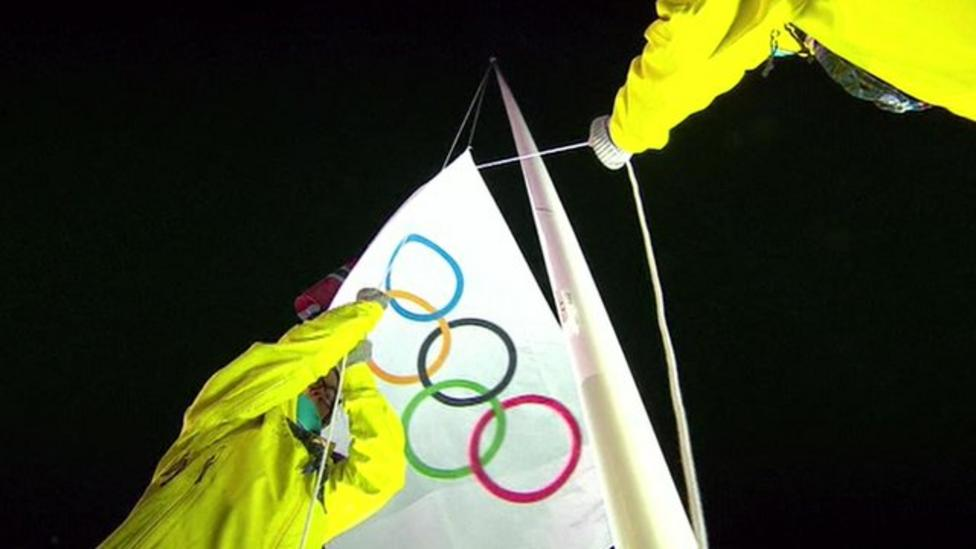 Youth Olympics get under way in Norway