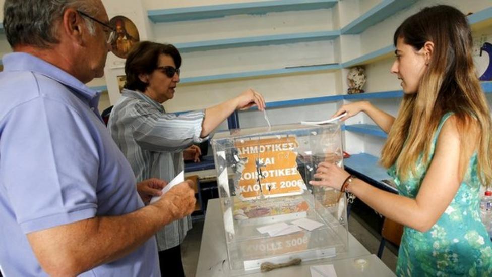 Greeks vote over big money deal